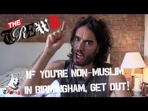 Bonus Trews: If You're Non-Muslim In Birmingham, Get Out! (E233)