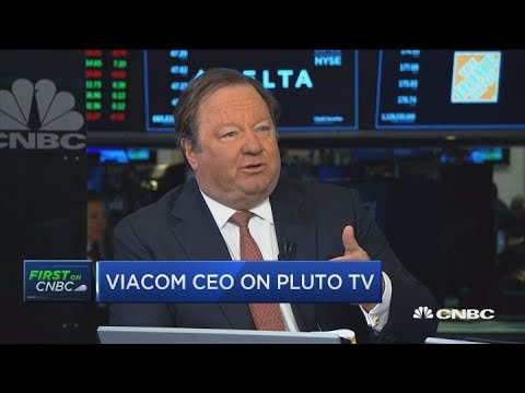 Viacom CEO lays out distribution strategy after acquiring streaming service Pluto TV Mp3