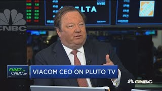 Viacom CEO lays out distribution strategy after acquiring streaming service Pluto TV
