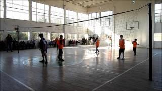 Турнир по волейбол 5-7 клас