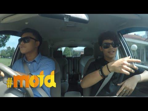 Harris J & Rizky Febian Karaoke Di Mobil [MOTD 2] [Mei 2016]