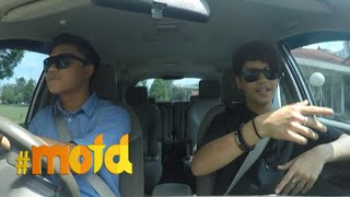 Video Harris J & Rizky Febian Karaoke Di Mobil [MOTD 2] [Mei 2016] download MP3, 3GP, MP4, WEBM, AVI, FLV Oktober 2017