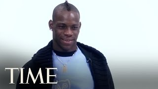 Mario Balotelli Opens Up to TIME(Video Exclusive) | TIME