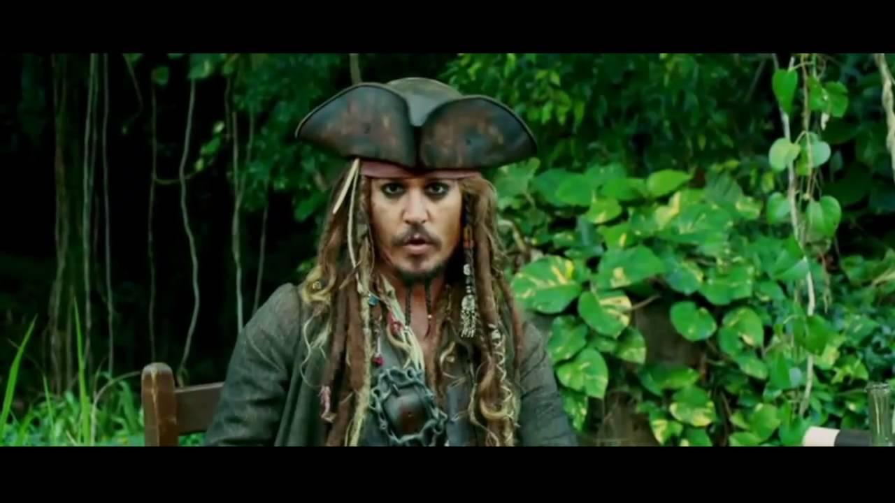 I Pirati Dei Caraibi Oltre I Confini Del Mare Trailer