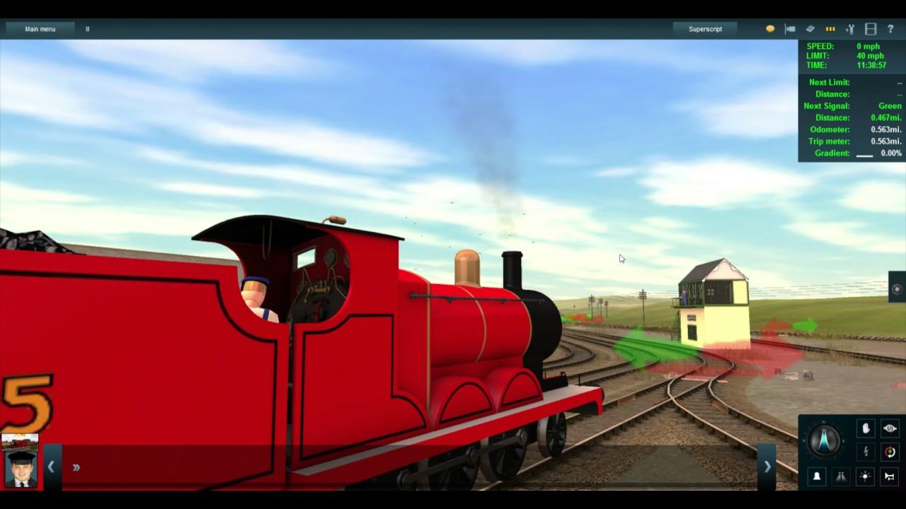 100% autentyczności nowy styl oficjalny sklep Trainboy88's Thomas Trainz Island of Sodor Map/ Test Run ...