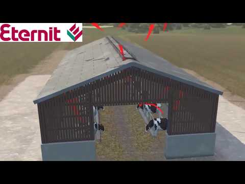 A guide to cow shed ventilation and livestock barn housing