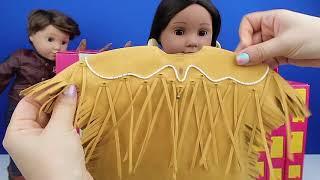 Amerika' dan Gelen Oyuncak Bebek Kim, Büyük Sırrı Ne? AMERİCAN GİRL Grandma Bidünya Oyuncak
