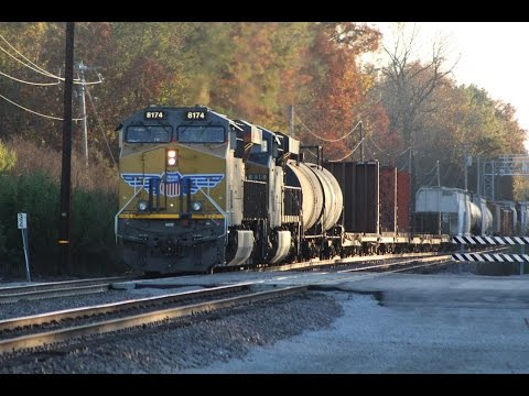 [HD] November 2016 Action in the UP Salem Illinois Area