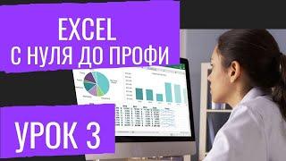Видео уроки Эксель MS Excel №3 Анализ данных, Сводные таблицы