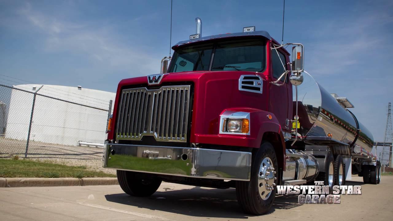 Western Star 4700 New Trucks For Sale - Transteck, Inc  Semi Trucks