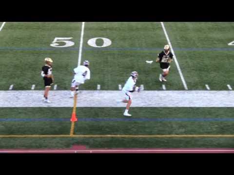 Ryan Milkovich 11 2017 Lacrosse Highlight Video Crespi Carmelite High School