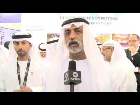 Interview - H.E. Sheikh Nahyan Bin Mubarak Al Nahyan