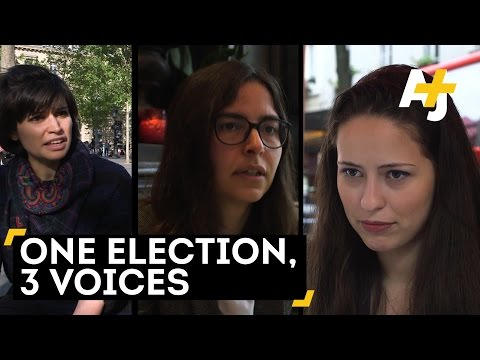 The 3 Sides Of France's Presidential Election
