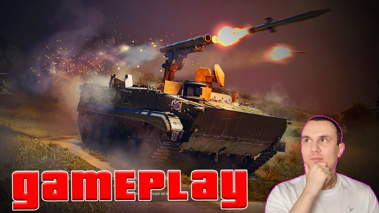WartHunder Gameplay - IS3 Tank battle on new Map