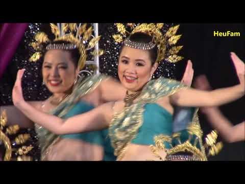 Sacramento Hmong New Year 2015-2016: Dance Competition -  Round 2 - Ntxhais Tshaj Yeej