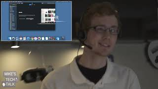 Mike's Tech Talk - Apple Tech Support (phony phone call)