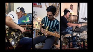 Bondan Prakoso - Take It Easy [Live From Home With Don Moko & Kiki Ardian]