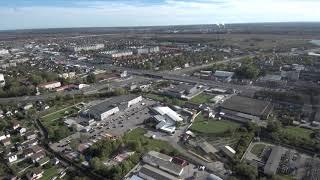 Фото Жилой Комплекс Суздальский Калининград ул  Суздальская панорамная съемка 01 10 18  3