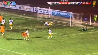 shb đ nẵng 1 0 thanh ha v16 v league 2012