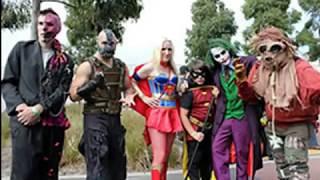 ¿los niños le temen a los villanos de batman?(Are the children afraid of the Batman villains?)