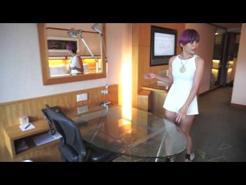 My Deluxe Room at Pan Pacific Singapore Review