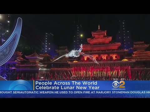 People Across The World Celebrate Lunar New Year