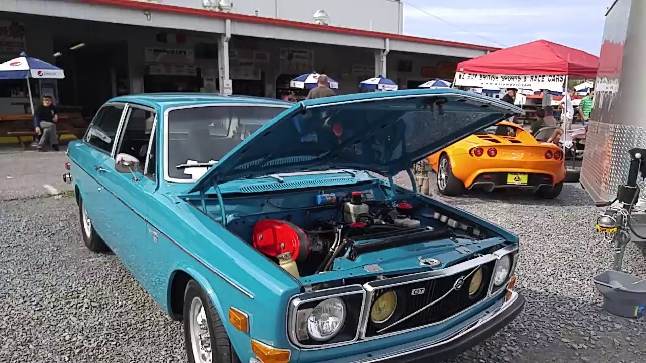 1972 volvo 142
