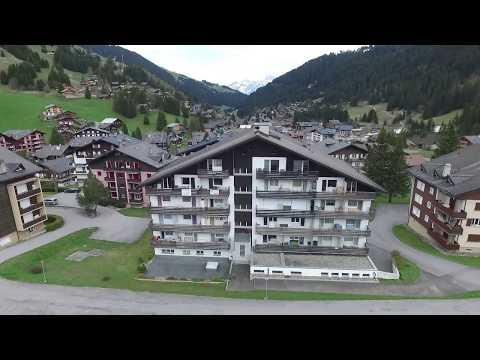 DJI Phantom 3 - Morgins - Valais - Suisse