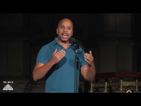 R. Eric Thomas | A Sign, A Satire, And A Scandal | Moth Mainstage