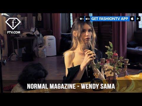 Normal Magazine  Wendy Sama  FashionTV  FTV