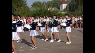 Старокостянтинів школа №9 барабанщиці
