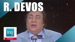 Raymond Devos 'Parler pour ne rien dire' | Archive INA