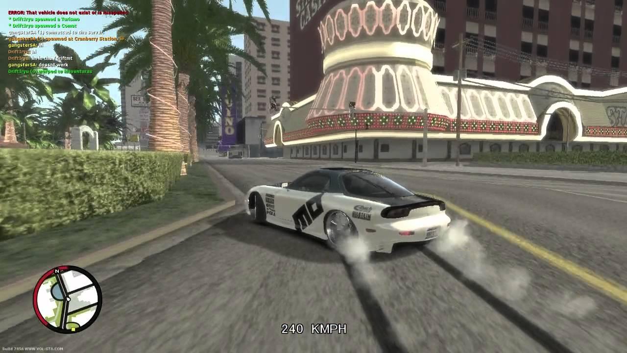 Ivmp для GTA 4 скачать
