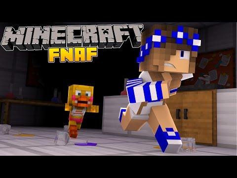 Minecraft-FNAF-LITTLE CARLYS HOSPITAL NIGHTMARE!!