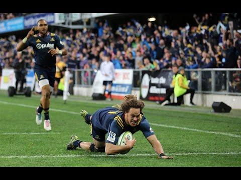 Top 10 Super Rugby NZ Tries