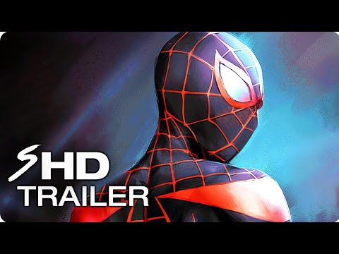 Download Youtube: SPIDER MAN: Into The Spider Verse - Official Trailer #1 (2018) Marvel Sony Movie HD