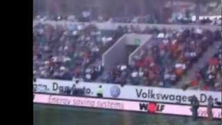 VFL Wolfsburg - Hannover 96 0:4 (0:3) TOR durch Leon Andreasen