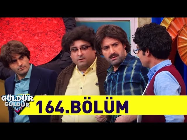 Güldür Güldür Show 164. Bölüm Full HD Tek Parça