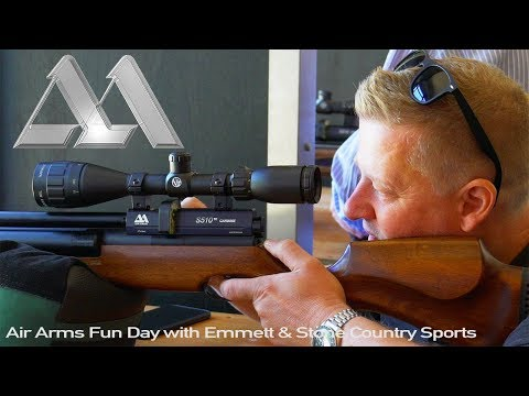 The Air Arms Fun Day with Emmett & Stone Country Sports