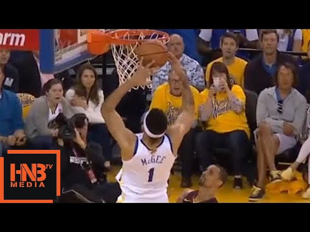 af06a32b36e1 JaVale McGee Isn t Playing the Fool - The Ringer