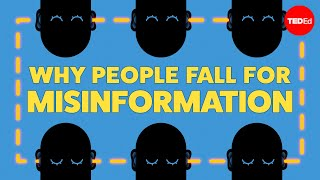 Why people fall for misinformation - Joseph Isaac