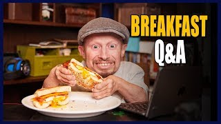The Easiest Breakfast Sandwich and Q&A
