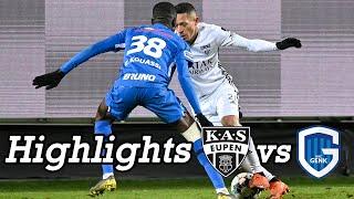 Highlights Matchday 16// KAS Eupen vs. KRC Genk 1:4