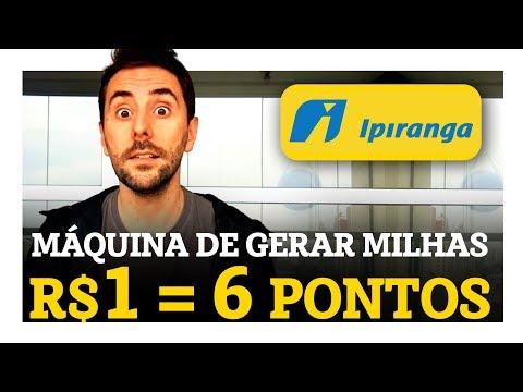 Ganhe 6 VEZES mais KM de Vantagens comprando no Posto Ipiranga na Web!