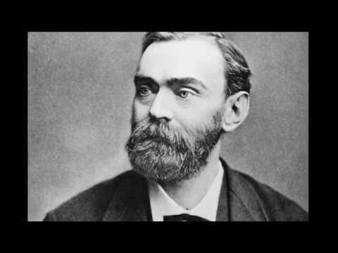 """Alfred Nobel - """"L'Histoire d'une vie"""""""