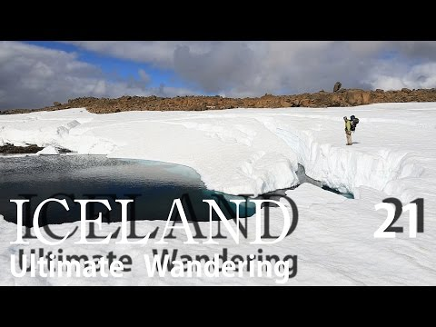 ICELAND アイスランド 究極放浪 21 冒険の扉