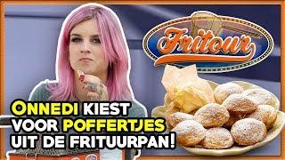 POFFERTJES in de FRITUUR! (ft. ONNEDI) ★ FRITOUR #9