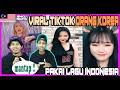 Malaysia Reaction Viral Tiktok Orang Korea Main Tiktok Pakai Lagu Indonesia  Mp3 - Mp4 Download