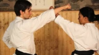 How to Do Upper Blocks | Karate Lessons