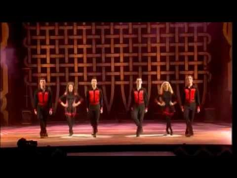 Michael Flatley - Feet of Flames /Kings road in London